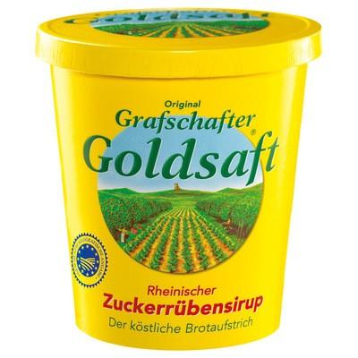 Original Grafschafter Goldsaft Zuckerrübensirup 450g
