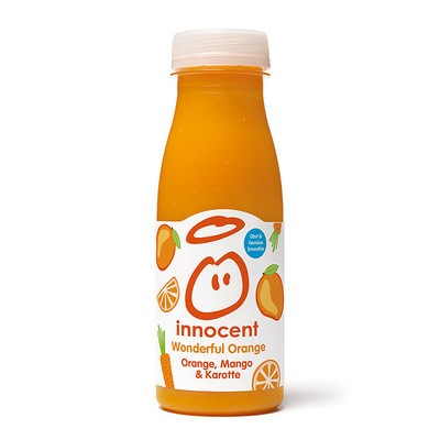 Innocent Smoothie Wonderful Orange 250ml