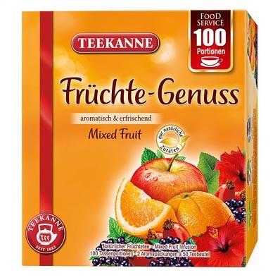 Teekanne Früchte-Genuss 100x2g