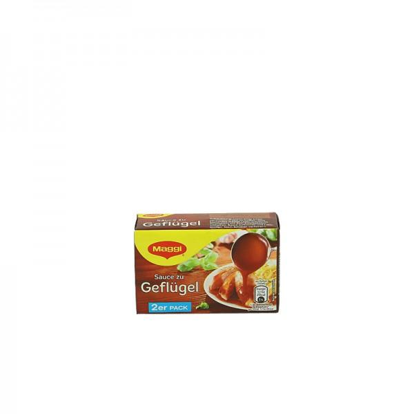 Maggi Sauce zu Geflügel 40g