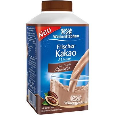 Weihenstephan Frischer Kakao 3,5% 0,5L