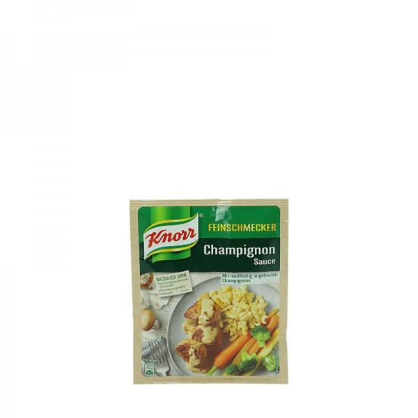 Knorr Feinschmecker Champignonsauce für 250ml
