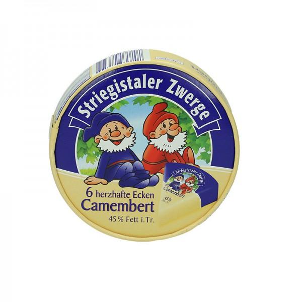 Striegistaler Zwerge Camembert 45% 250g
