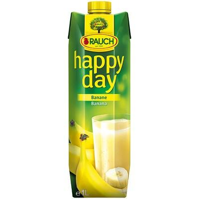 Happy Day Bananennektar 1L