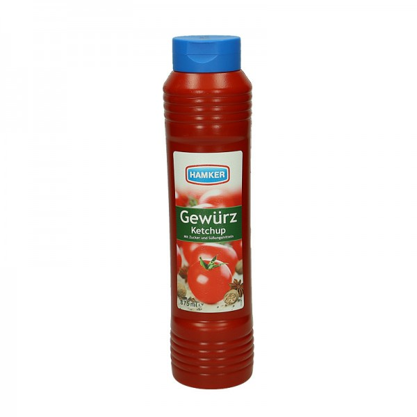 Gewürz Ketchup 875ml