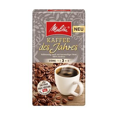 Melitta Kaffee des Jahres gemahlen 500g