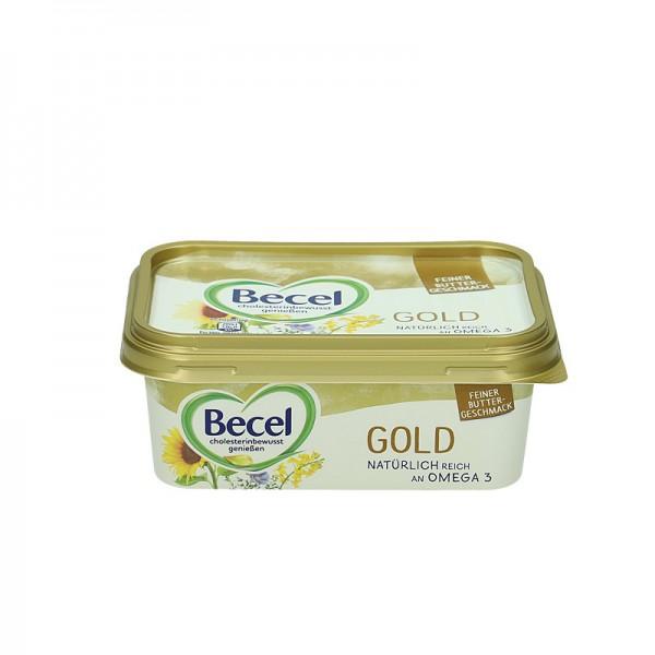 Becel Gold Margarine Natürlich reich an Omega 3 250g