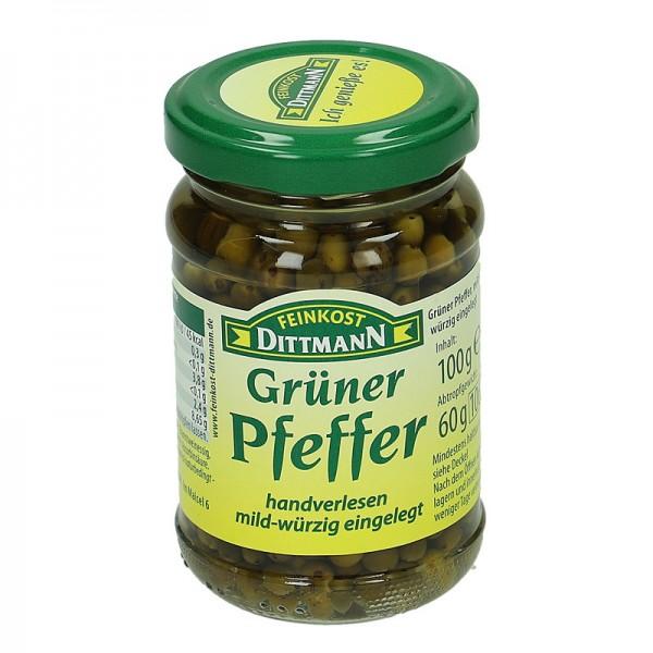 Dittmann Grüner Pfeffer 100g