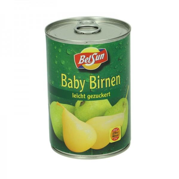 Bel Sun Baby Birnen 425ml