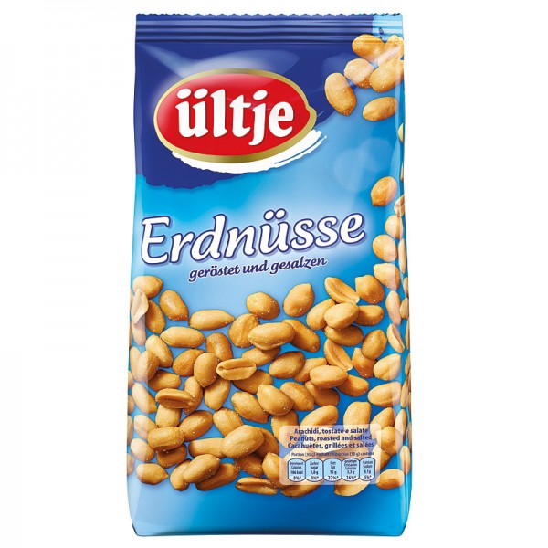 Ültje Erdnüsse gesalzen 1kg