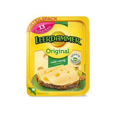 Leerdammer Original in Scheiben 45%, 300g