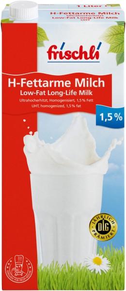frischli fettarme H-Milch 1,5% 1L