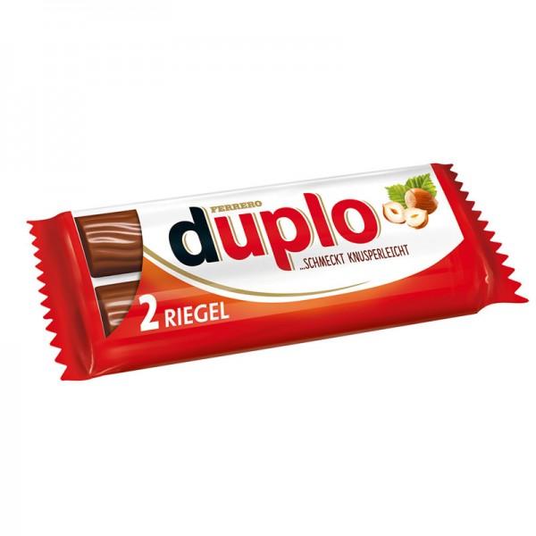 Ferrero Duplo 2er, Box mit 24 Packungen