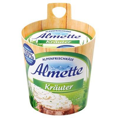Almette Kräuter 60% 150g