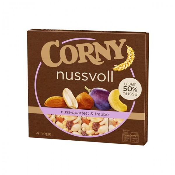 Corny Nussquartett & Traube 4er 96g