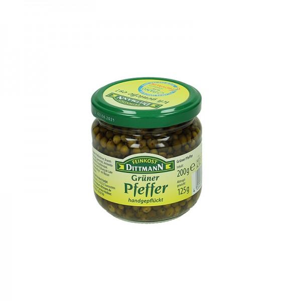 Dittmann Grüner Pfeffer 200g