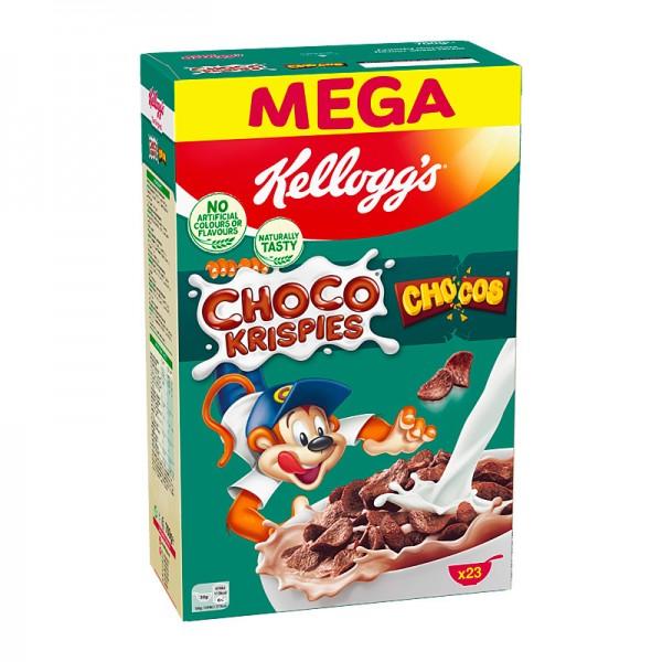 Kellog's Choco Krispies Chocos 700g