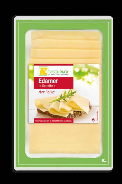Edamer Käse in Scheiben, 150g