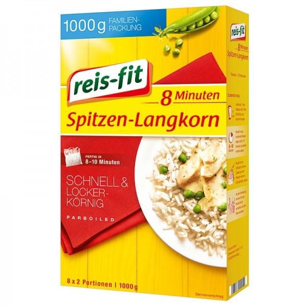 reis-fit Spitzen Langkorn Reis 1kg
