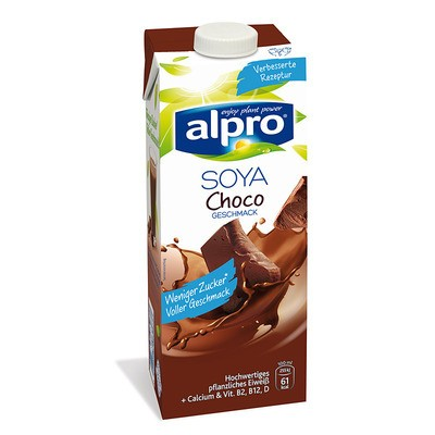 Alpro Sojadrink Schokolade 1L