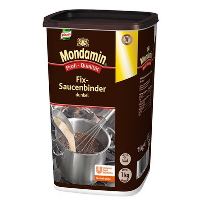Mondamin Fix-Saucenbinder dunkel 1kg