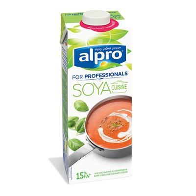 Alpro Soya Kochcreme 1L