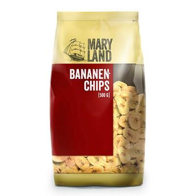 MARYLAND Bananen-Chips 500g