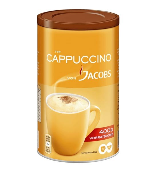 Jacobs Cappuccino 400g