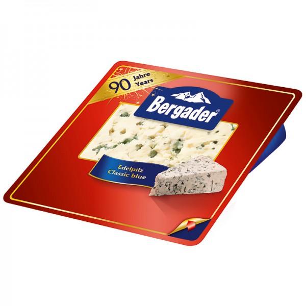 Bergader Weichkäse Edelpilz Classic Blue, 50%, 100g