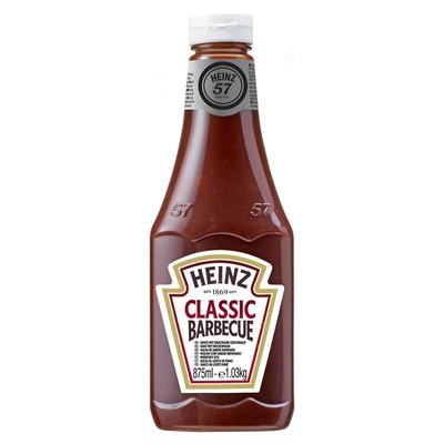 Heinz Classic Barbecue Sauce 875ml