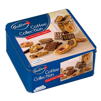 Bahlsen Coffee Collection 1kg