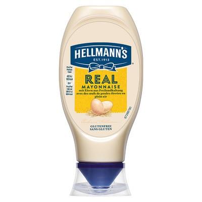 Hellmann's Mayonnaise 78% 430ml