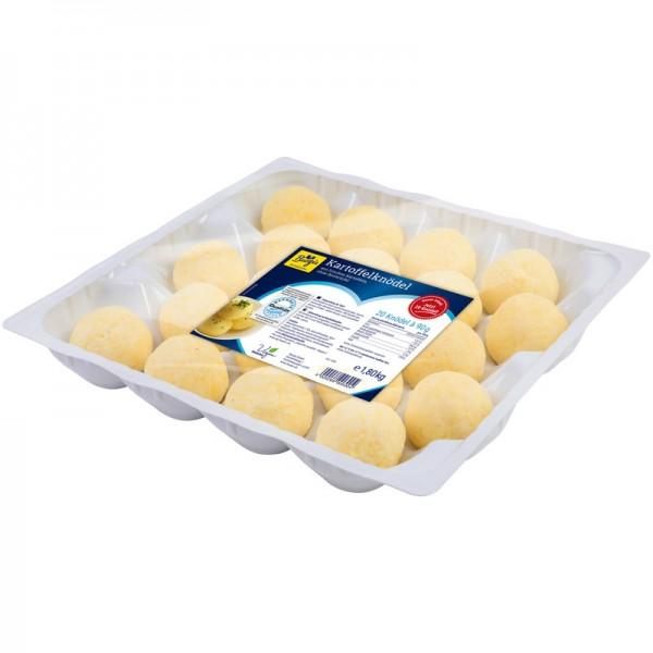 Burgis Kartoffelknödel 20St 1,8kg