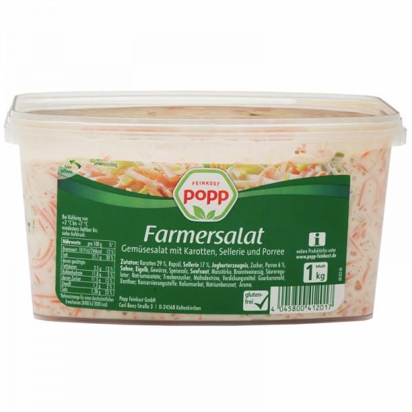 Popp Farmersalat XL 1kg