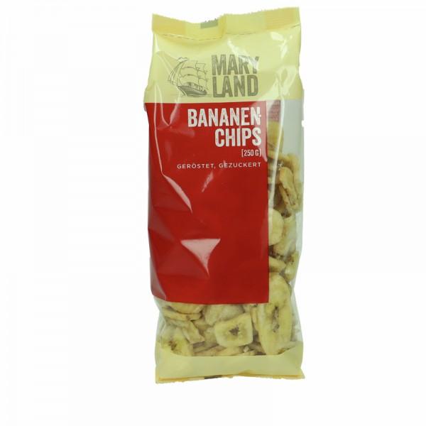 MARYLAND Bananen-Chips 250g