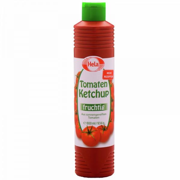 Hela Tomaten-Ketchup 800ml