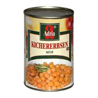 Adria Kichererbsen natur 425ml