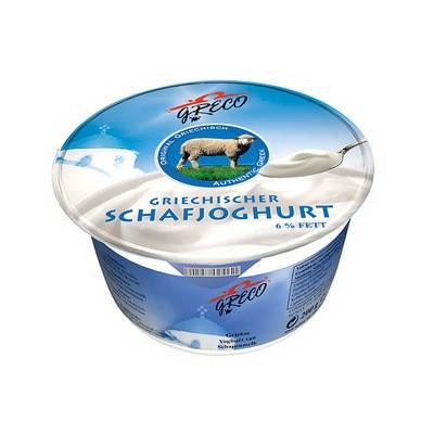 Greco Griechischer Schaf Joghurt 6% 200g