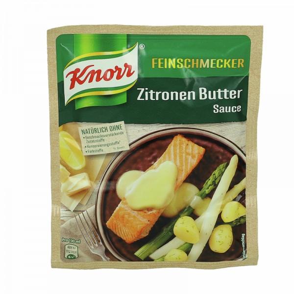 Knorr Zitronen Butter Sauce 52g