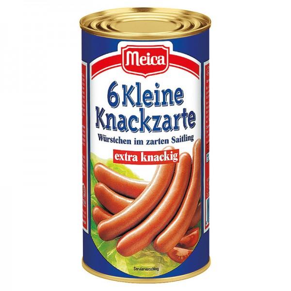 Meica Kleine Knackzarte Würstchen 250g