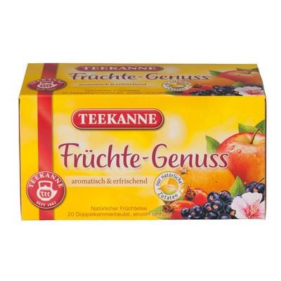 Teekanne Früchte Genuss 20x3g