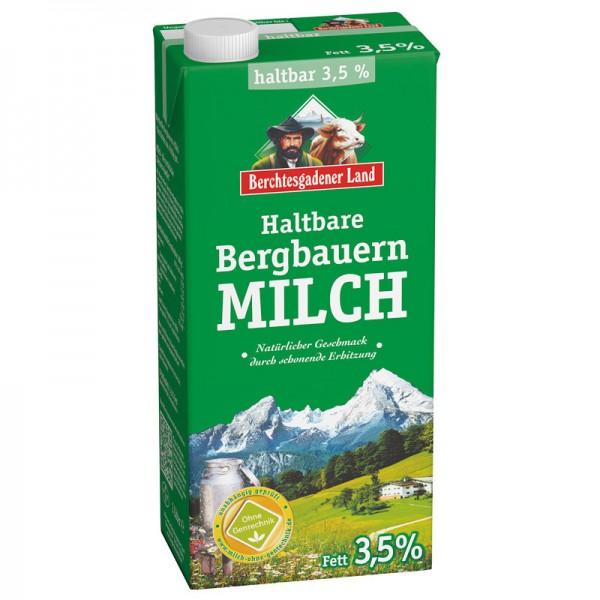 Berchtesgadener Land H-Milch 3,5% 1L
