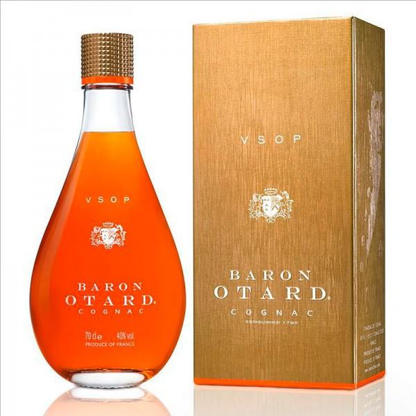 Cognac Baron Otard VSOP 40% 0,7L
