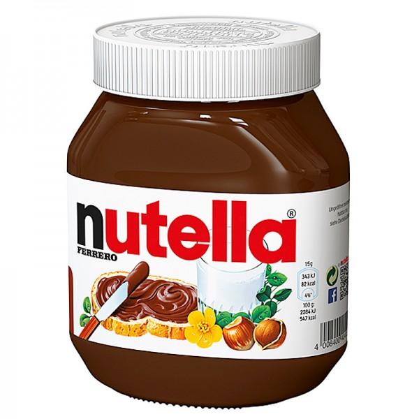 Ferrero Nutella Nuss-Nugat-Creme 750g