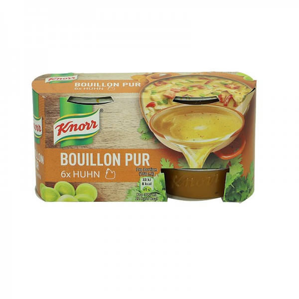 Knorr Bouillon Pur 500ml