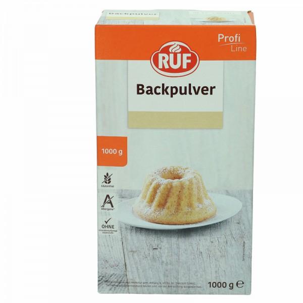 Backpulver 1kg