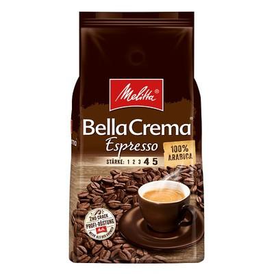 Melitta Bella Crema Café Espresso ganze Bohne 1kg