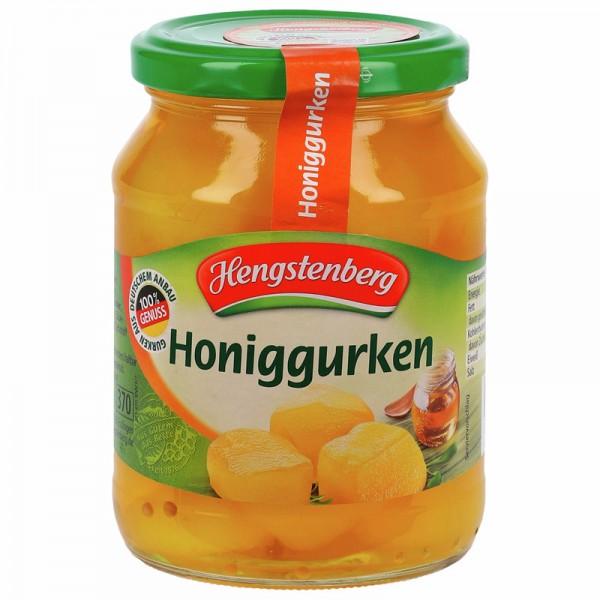 Hengstenberg Honiggurken 330g