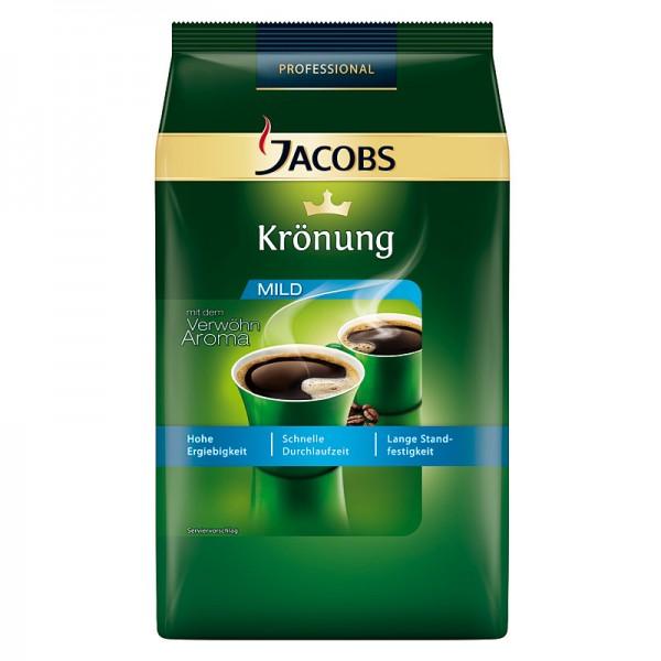 Jacobs Krönung mild gemahlen 1kg