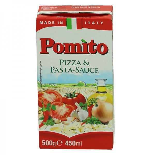 Pomito Pizza Pasta Sauce 450ml